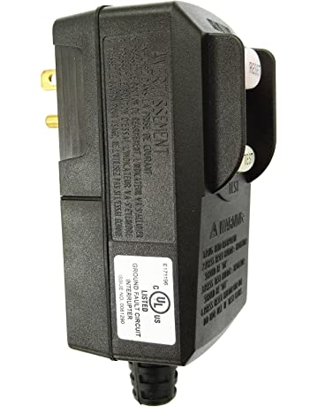 wellong gfci plug replacement 3 prong gfi waterproof circuit breaker ul  listed 15 amp for pressure