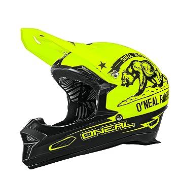ONeal Oneal 0499FC-101 Casco de Bicicleta, Negro, ...