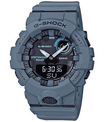 7da3bdbd8d Amazon | [カシオ]CASIO 腕時計 G-SHOCK ジーショック G-SQUAD Bluetooth ...