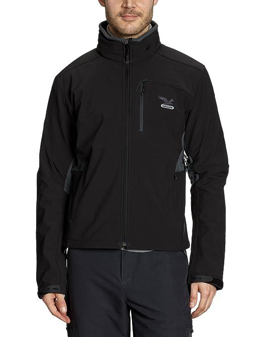 giacca softshell uomo salewa