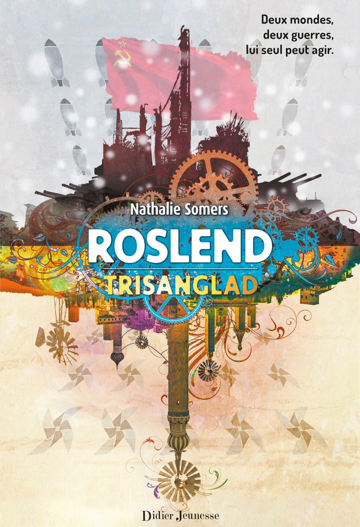 Couverture de Roslend tome 2