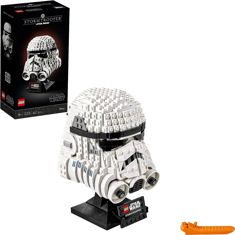 Lego 75276 Star Wars Stormtrooper Helm um 37,59€ anstatt 43,97€