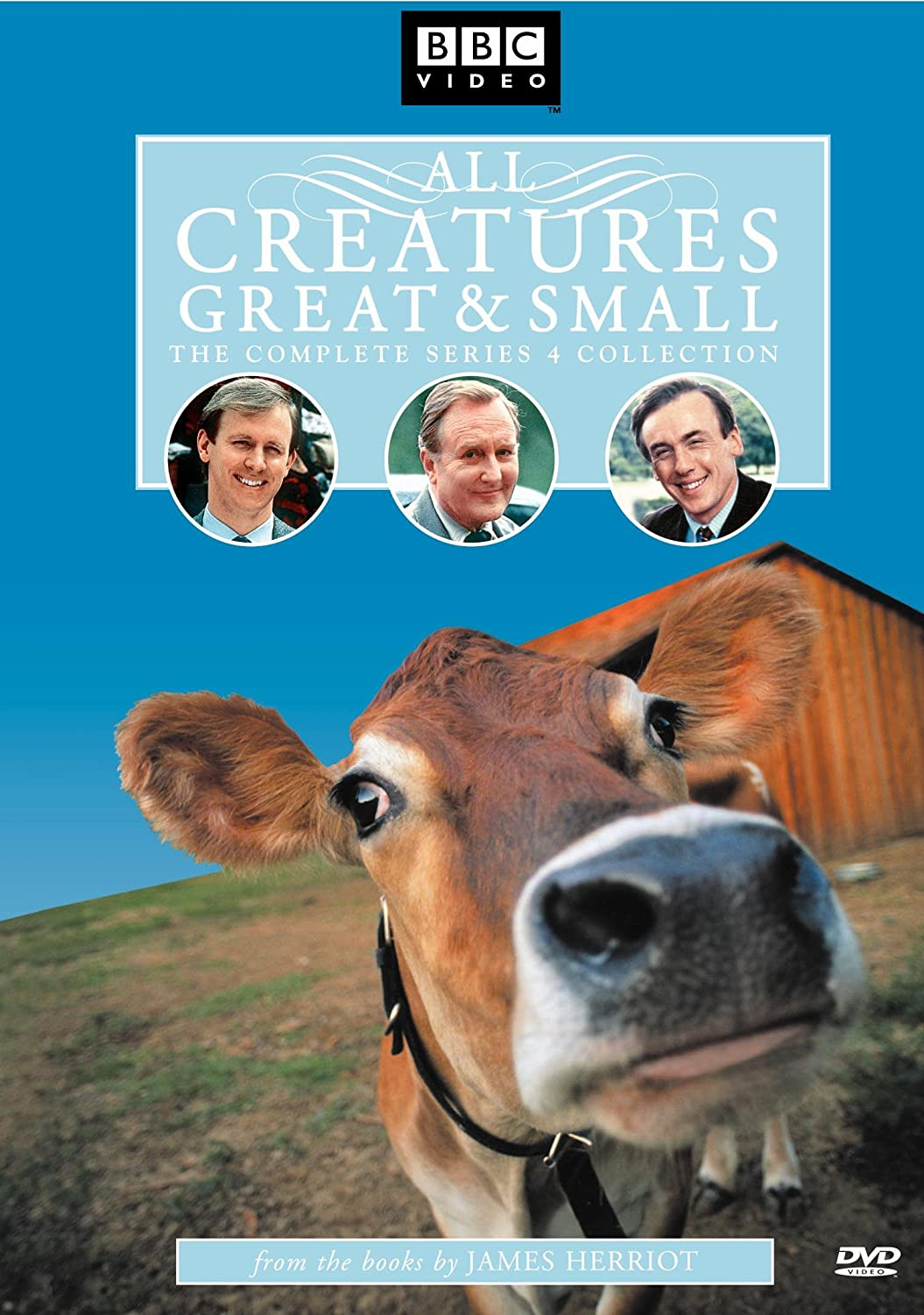All Creatures Great & Small - The Complete Series 4 Collection