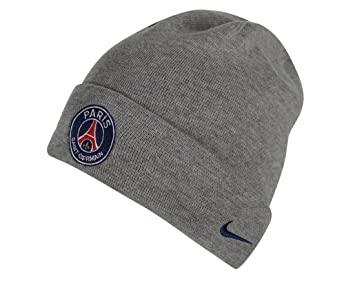 8f472a18ef6 2017-2018 PSG Nike Training Beanie (Grey)
