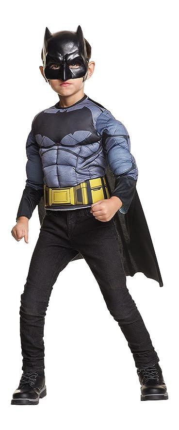 Imagine by Rubies Batman Muscle Chest Shirt Set Costume Multicolor Small  sc 1 st  Amazon.com & Amazon.com: Imagine by Rubies Batman Muscle Chest Shirt Set Costume ...