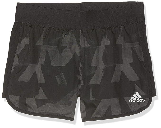adidas Mädchen Training Marathon Shorts: : Bekleidung