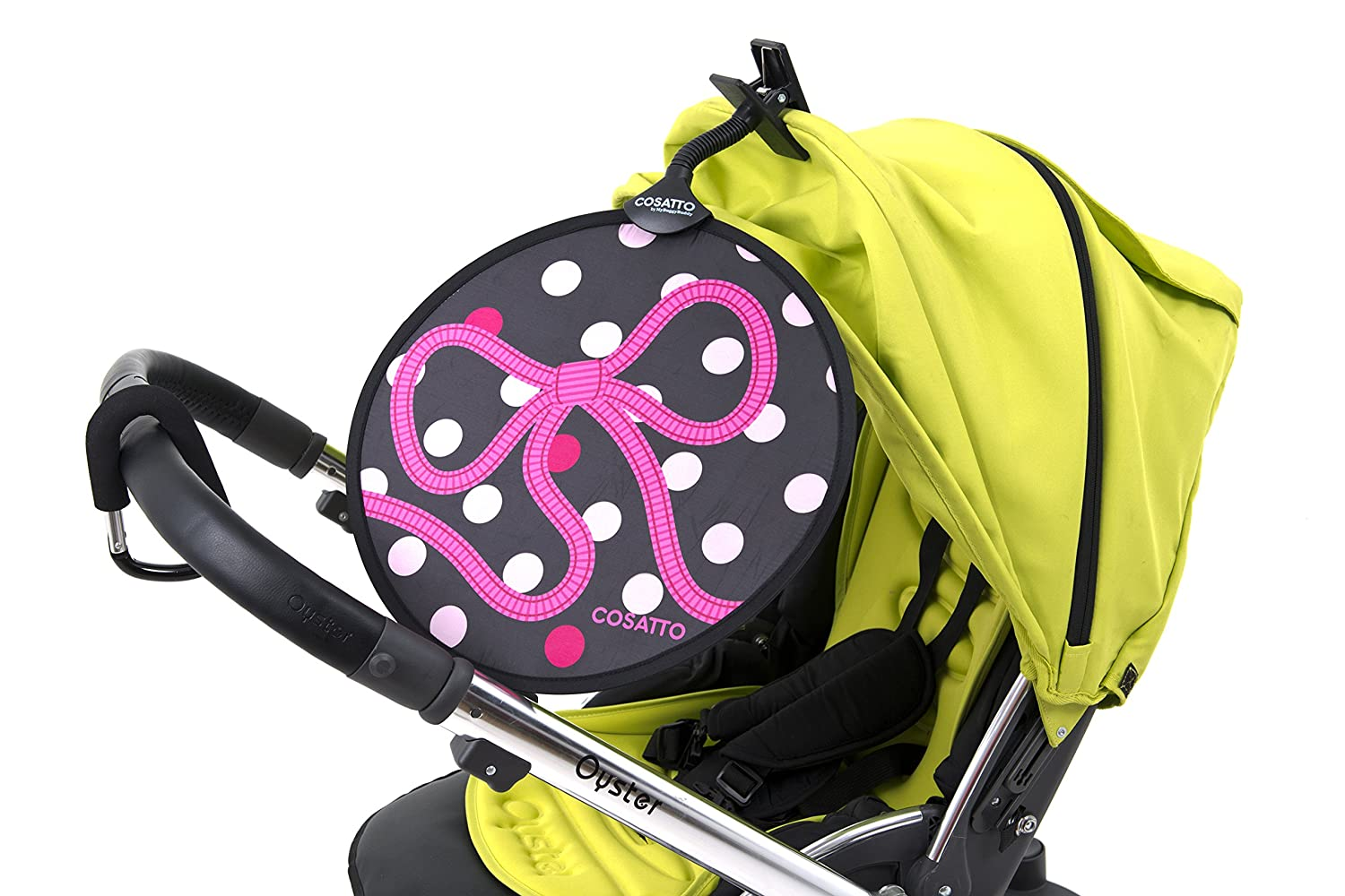 My Buggy Buddy mbbcosshadepnk Pare-soleil Cosatto Rose