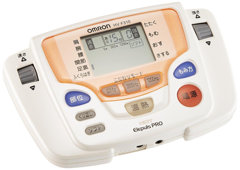 4位 オムロン 低周波治療器 ホットエレパルス プロ HV-F310