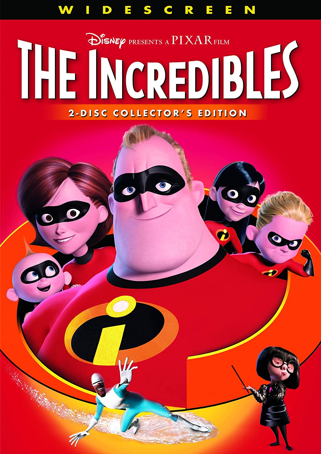 The Incredibles (Two-Disc Widescreen Collector's Edition) (Bilingual) Craig Nelson Craig T. Nelson Holly Hunter Samuel L. Jackson
