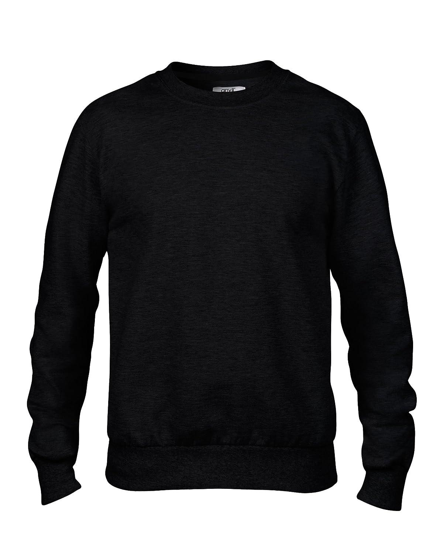 Anvil Crew Neck French Terry Sweatshirt
