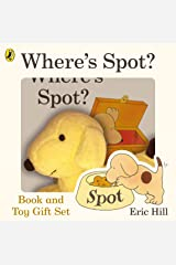 Where's Spot? Book & Toy Gift Set Board book