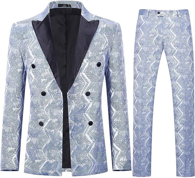Amazon.com: Boyland - Conjunto de traje de 2 piezas para ...