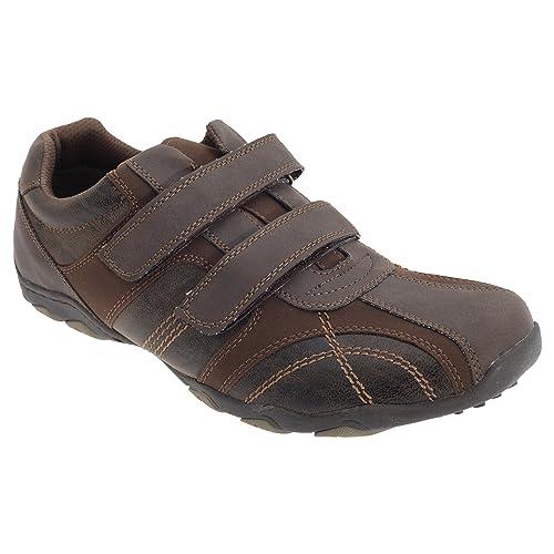 Amazon.es: Velcro Zapatillas casual Zapatillas y calzado