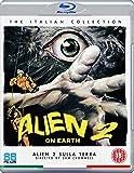 Alien 2 - On Earth [Edizione: Regno Unito] [Blu-ray] [Import anglais]
