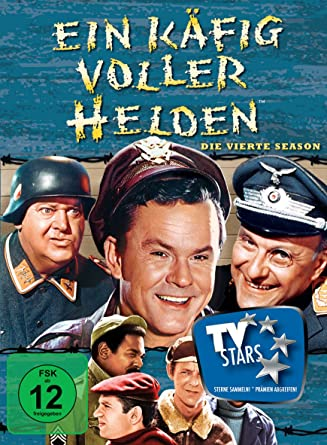 Ein Käfig Voller Helden Die Vierte Season 4 Dvds Amazonde Bob