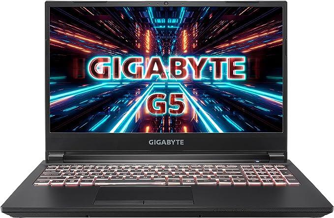 15 Zoll GIGABYTE G5 Laptops mit RTX 3060