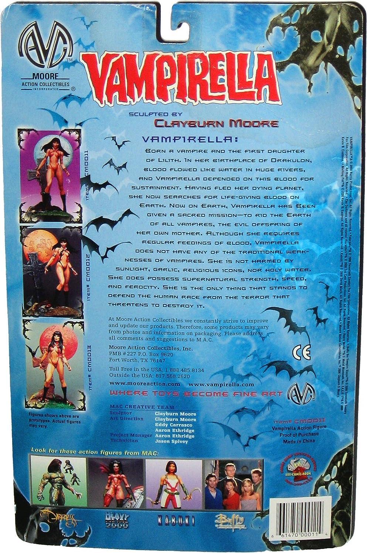 Vampirella Red outfit comic version MAC