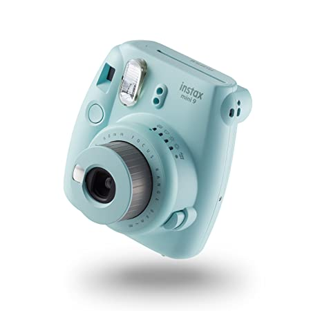 instax Mini 9 Camera with 10 Shots - Ice Blue-Best-Popular-Product