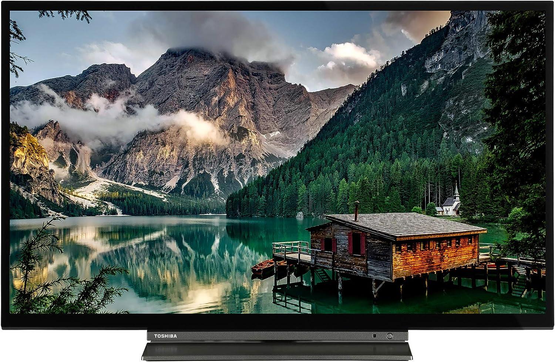 Toshiba 32ll3a63da 32 Zoll Fernseher Full Hd Smart Tv Triple Tuner Prime Video Bluetooth Works With Alexa Heimkino Tv Video