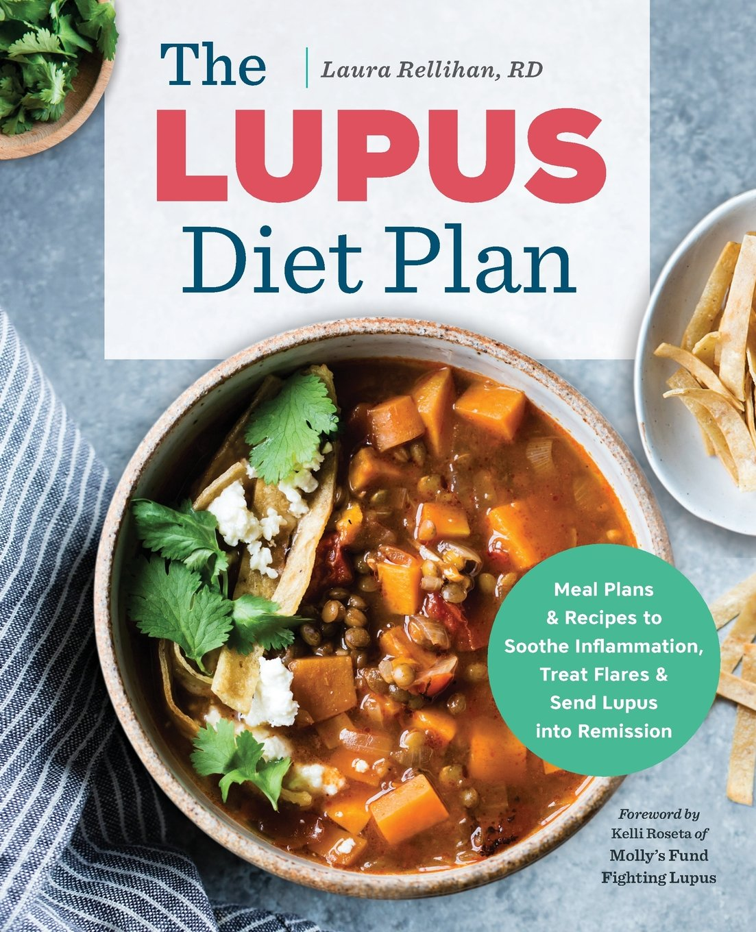 Lupus Diet Plan Inflammation Remission product image