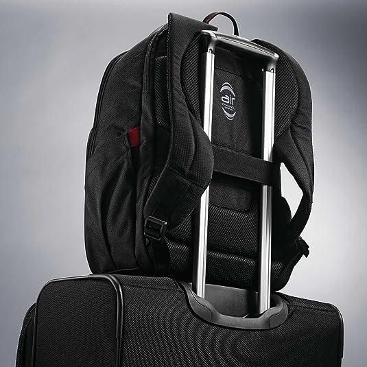 7eb6987a6bb2 Amazon.co.jp: サムソナイト Samsonite バックパック リュック メンズ XENON 3 89430-1041 ブラック Slim  Backpack Black リュックサック ビジネスバッグ ビジネス ...