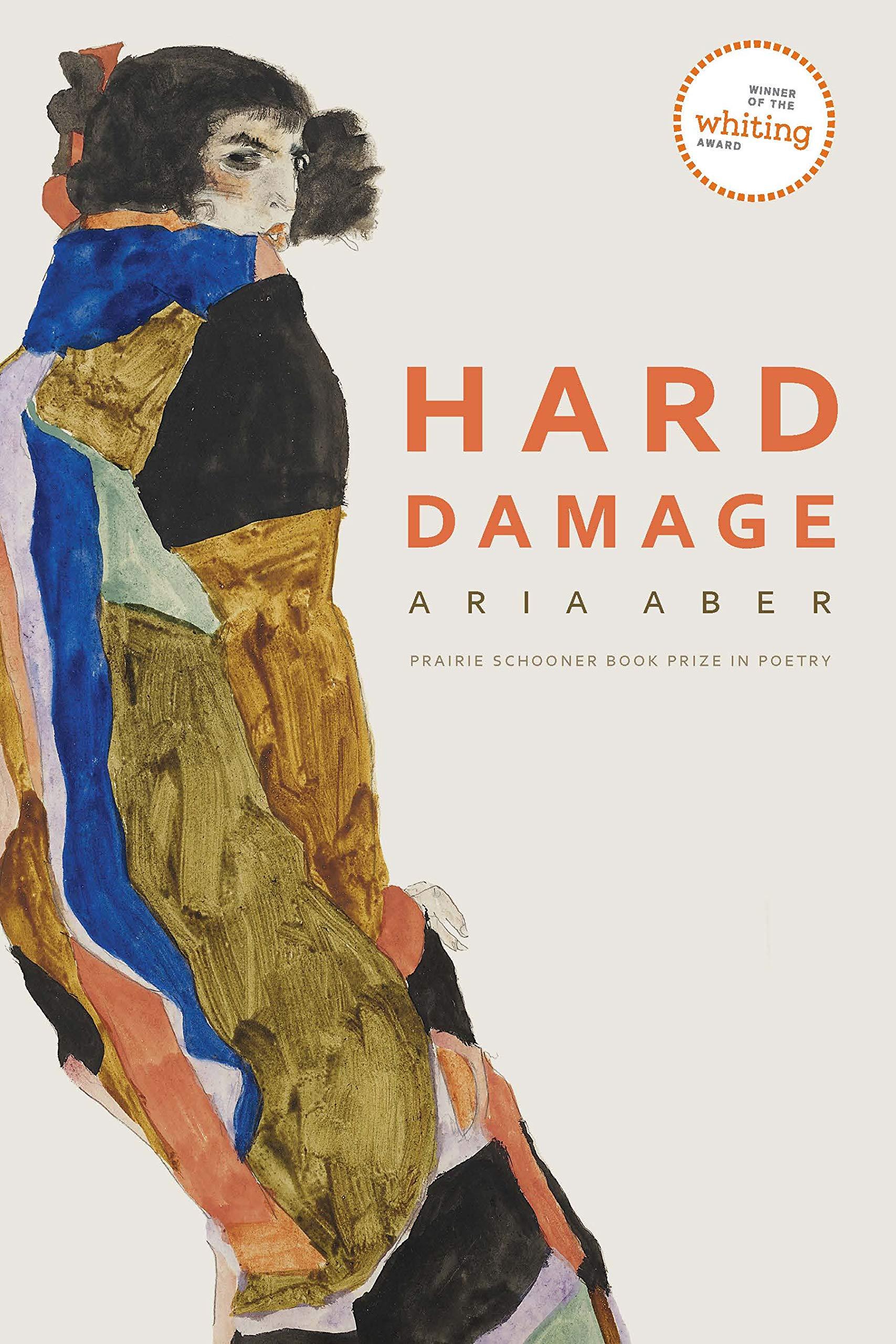 Hard Damage (Prairie Schooner Book Prize in Poetry): Amazon ...
