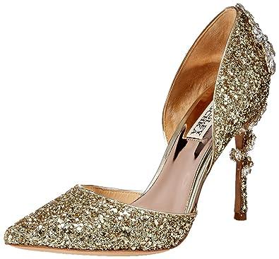 a453823b3572 Amazon.com  Badgley Mischka Women s Vogue Iii Pump  Shoes