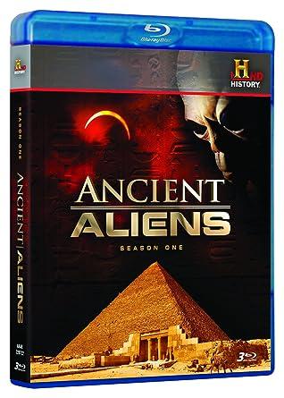 Amazon com: Ancient Aliens: Season 1 [Blu-ray]: History: Movies & TV