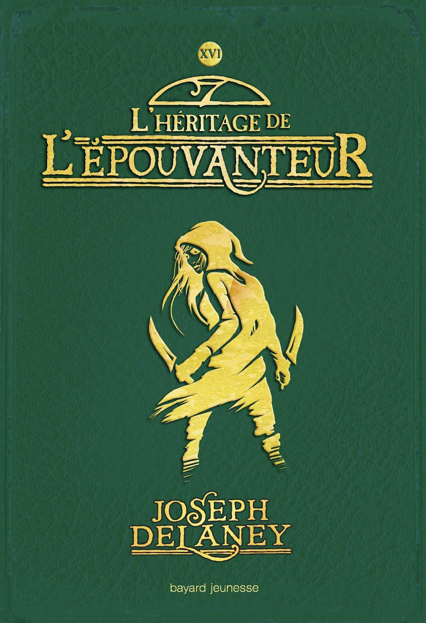 L Epouvanteur Tome 16 L Heritage De L Epouvanteur