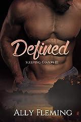 Defined (Sleeping Giants Book 3) Kindle Edition