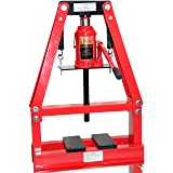 Dragway Tools 12 Ton A-Frame Benchtop Hydraulic