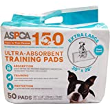 ASPCA Ultra Absorbent Training Pads for Pets, No Leaking, Odor Control, Ideal for Housebreaking Puppies
