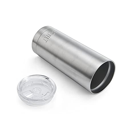 Amazon.com | Built Double Wall Stainless Steel Vacuum Insulated Tumbler, 20 Oz Stainless Steel: Tumblers & Water Glasses