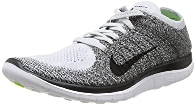 e6000c08f24 NIKE Men s Free 4.0 Flyknit Running Shoes  Buy Online at Low Prices ...