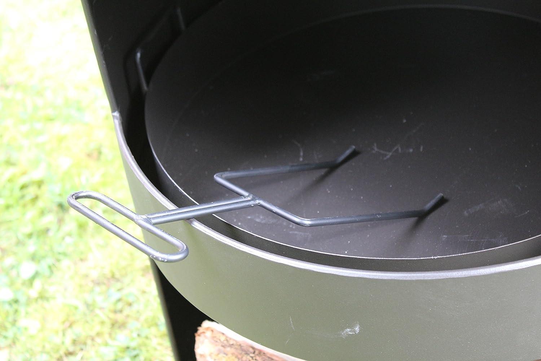 B/&T Metall Stahl Vierkant 15 x 15 mm ST 37 gewalzt 1 mtr. L/änge ca schwarz 1000 mm +0//-3 mm
