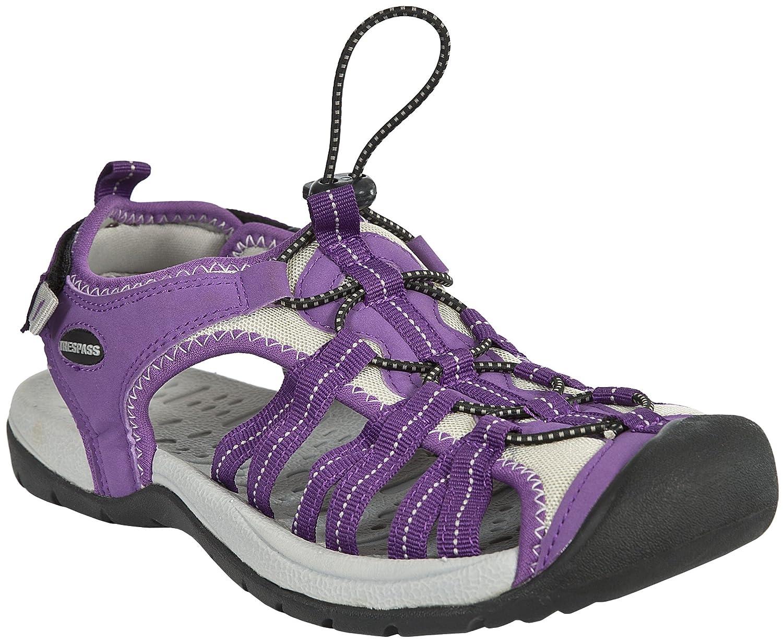 Trespass Damen Facet Geschlossene Sandalen  41 EU|Violett (Purple)