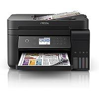 Epson EcoTank L6170 Wi-Fi Duplex All-in-One Ink Tank Printer with ADF,Black