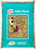 Valley Farms Wild Finch Mix Wild Bird Food -Super Clean Seed for Outdoor Finch Feeder - 15 LBS