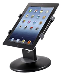 "Kantek Tablet Stand for Apple iPad, iPad Air, iPad Mini, Galaxy Tab (7"" and 9.7""), Kindle Fire (7"" and HD 6) and most other 6-7"" and 9.7"" Tablets (TS710)"