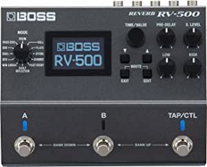 BOSS RV-500 Reverb Effector Pedals【Japan Domestic genuine products】【Ships from JAPAN】