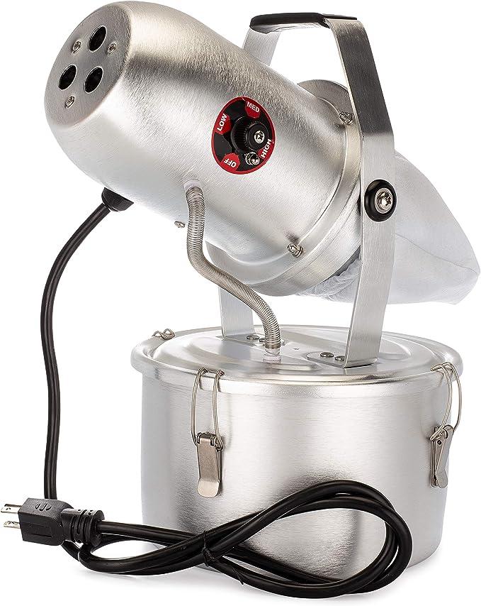Sylvan Silver Bullet Pro - Máquina de Niebla para Interiores y ...