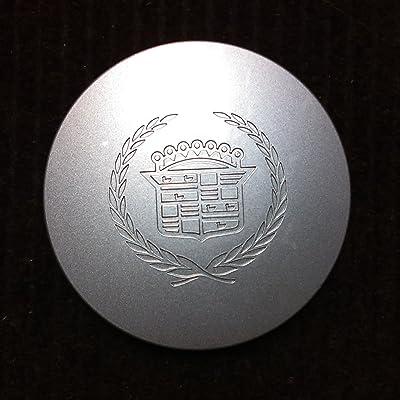 Cadillac Single OEM 1995 1996 1997 1998 1999 2000 2001 2002 Seville Eldorado Silver Center Cap 3544650 4506 4522 4529: Automotive