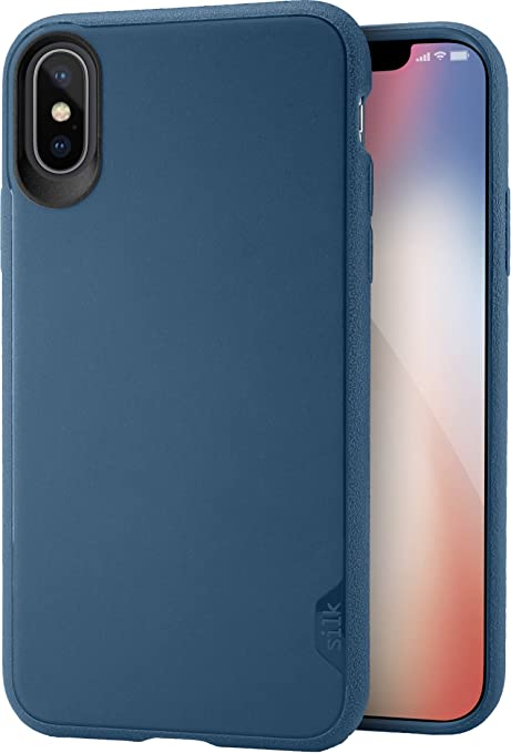 custodia iphone x silk