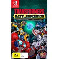 Transformers: Battlegrounds - Nintendo Switch