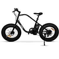 Nilox E Bike X3, Vélo Électrique Mixte Adulte, Noir
