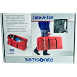 Samsonite Tote-a-ton 33 Inch Duffle Luggage Boxed (1 Pack, Purple)