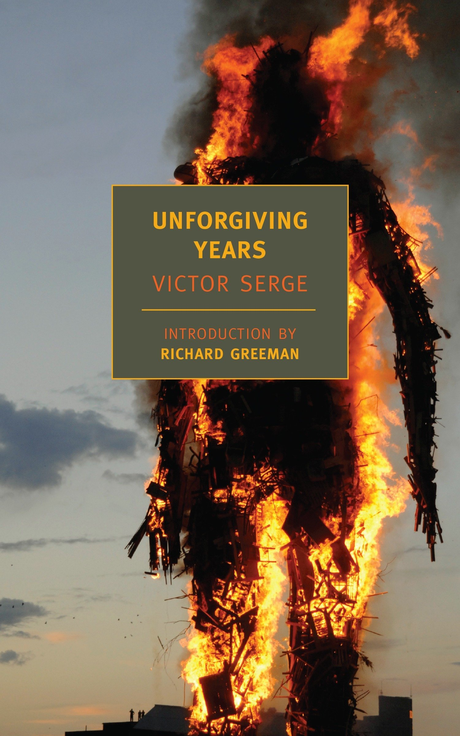 Read Online Unforgiving Years PDF