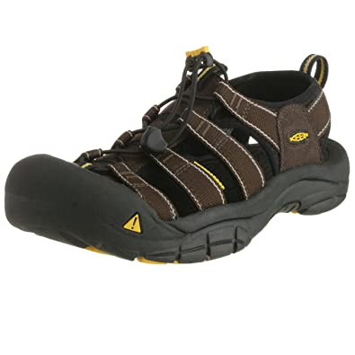 8ad7c3d5eee8 New Keen Newport H2 Bison Mens Shoes 9