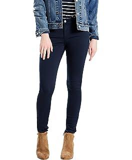 55b8ea385f95 Levi's Women's 535 Super Skinny Jean, Wanderer, 28W x 32L at Amazon ...