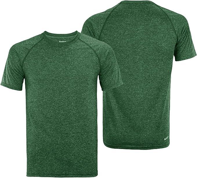Reebok Men/'s Crossfit ONE Series Short Sleeve ACTIV Tee T Shirt Free Post
